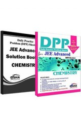 Daily Practice Problem (DPP) Sheets for JEE Advanced Chemistry (Kota's formula to Success)