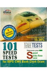 IBPS CWE Bank Clerk 101 Speed Tests with Success Guarantee 2nd Edition