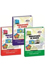 Breathing in Bodhi - the General Awareness/ Comprehension book - Attitude & Values (set of 3 Books)