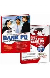 IBPS-CWE Bank PO 2014 Simplified (Guide + 15 Practice Sets) with CD