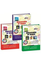 Breathing in Bodhi - the General Awareness/ Comprehension book - Life Skills (set of 3 Books)