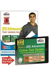SCORE MORE - JEE ADVANCED TEST SERIES PACK (10 Mock Tests with Solutions) with 188 Online Tests