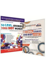 Combo 50 Cool Stories - 3000 HOT Words + 300 HOT Issues