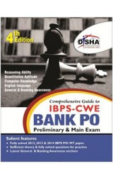 Comprehensive Guide to IBPS-CWE Bank PO/ MT Prelim + Main Exam (4th Edition)