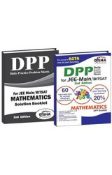 Daily Practice Problem (DPP) Sheets for JEE Main/ BITSAT Mathematics 2nd Edition