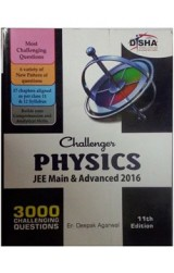 Challenger Physics for JEE Main & Advanced (11th edition)