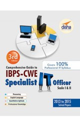Comprehensive Guide to IBPS-CWE Specialist IT Officer Scale I & II - 3rd Edition