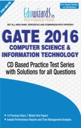 Eduwizards GATE 2016 Computer Science & Information Technology - CD