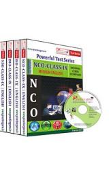 Class 9 - Combo Pack (IMO / NSO / IEO / NCO) Test Series English - CD