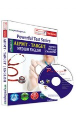 AIPMT Target Test Series Hindi - CD