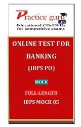 IBPS MOCK 05