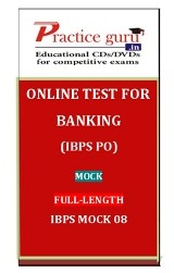 IBPS MOCK 08