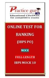 IBPS MOCK 10