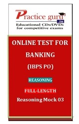 Reasoning Mock 03 for Banking