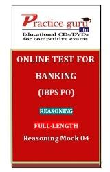 Reasoning Mock 04 for Banking