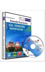 Smart Series SCRA (Foundation, Class 11) CD English