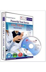Smart Series CGL Tier I (Hindi) CD Hindi