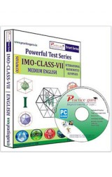 Smart Series IMO Class 7 CD English