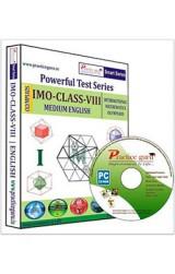 Smart Series IMO Class 8 CD English