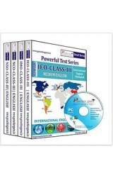 Smart Series Class 3 - Combo Pack (IMO / NSO / IEO / NCO) CD English