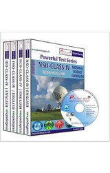 Smart Series Class 4 - Combo Pack (IMO / NSO / IEO / NCO) CD English