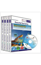 Smart Series Class 7 - Combo Pack (IMO / NSO / IEO / NCO) CD English