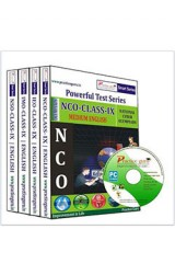 Smart Series Class 9 - Combo Pack (IMO / NSO / IEO / NCO) CD English