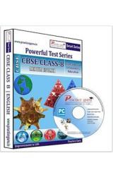 Smart Series Class 8 - Maths, Science & English Combo CD English