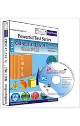 Smart Series Class 9 - Maths, Science & English Combo CD English