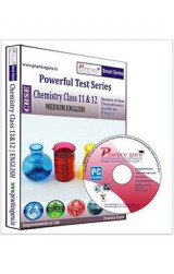 Smart Series Chemistry Class 11 & 12 CD English