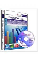 Smart Series PCM Combo Pack Class 11 & 12 CD English