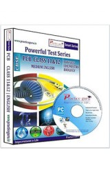 Smart Series PCB Combo Pack Class 11 & 12 CD English