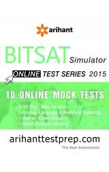 BITSAT Test Series 2015 by Arihant - Online Test