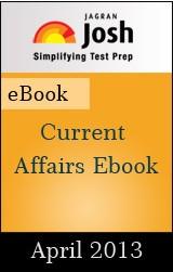 Current Affairs - April 2013 - eBook