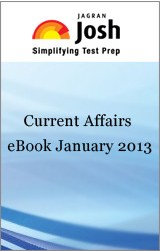 Current Affairs - January 2013 - eBook