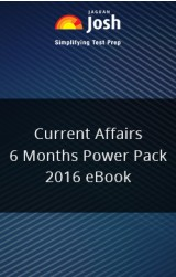 Current Affairs 6 Months Power Pack - 2016 eBook