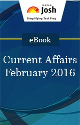 Current Affairs February 2016 eBook