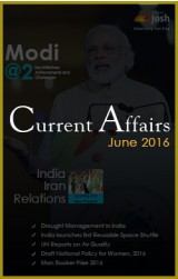 Current Affairs June 2016 eBook