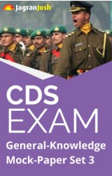CDS (Combined Defence Services) Exam General-Knowledge Mock-Paper Set-3