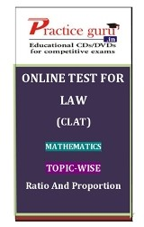 Ratio And Proportion for Law