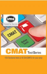 SimCMAT Test Series 2015 by IMS - Online Test