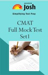 CMAT Full Mock Test Set 1 - Online Test