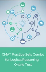 CMAT Practice Sets Combo for Logical Reasoning - Online Test