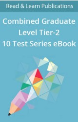 Combined Graduate Level Tier-2 10 Test Series eBook