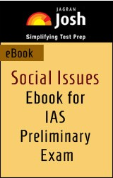 Social Issues Ebook for IAS Pre Exam