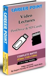 IIT JEE Main/Advanced Complete Mathematics (2 Yr.) Pen Drive/SD Card Video Lectures