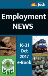 Employment News (16-31 October 2017) e-Book