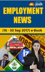 Employment News (16 - 30 September 2017) e-Book