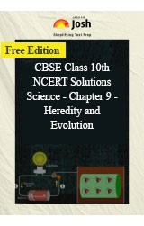 CBSE Class 10th NCERT Solutions Science - Chapter 9 - Heredity and Evolution