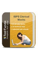 Clerical Mocks (IBPS) 2014-15